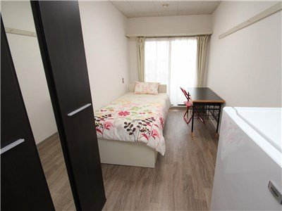guesthouse sharehouse Social residence 히가시코가네이 room302