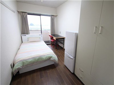 guesthouse sharehouse Social residence 히가시코가네이 room310