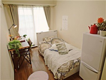 guesthouse sharehouse Social residence 히가시코가네이 room311