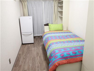 guesthouse sharehouse Social residence 히가시코가네이 room321