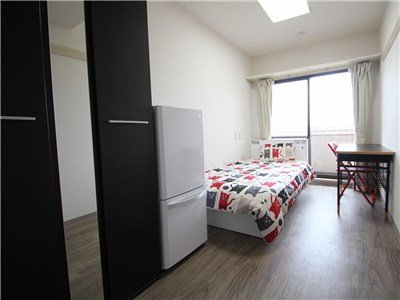 guesthouse sharehouse Social residence 히가시코가네이 room407