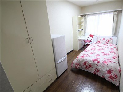 guesthouse sharehouse Social residence 히가시코가네이 room410