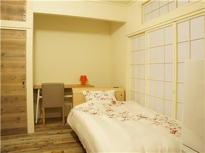 guesthouse sharehouse 白金台cottage building13