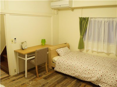 guesthouse sharehouse 白金台コテージ room202B