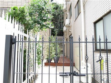 guesthouse sharehouse FLORA GARDEN AZABU building20