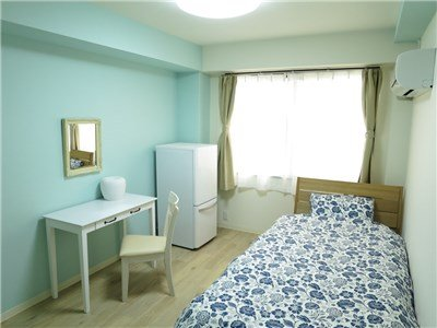 guesthouse sharehouse FLORA GARDEN麻布 room204