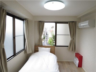 guesthouse sharehouse FLORA GARDEN麻布 room303