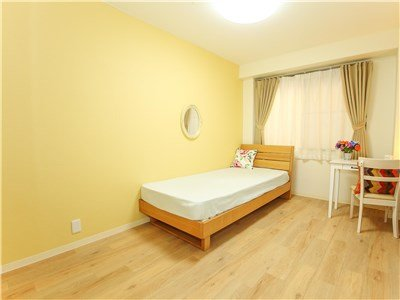 guesthouse sharehouse FLORA GARDEN麻布 room306