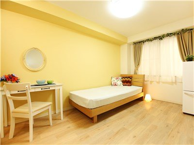 guesthouse sharehouse FLORA GARDEN AZABU room403