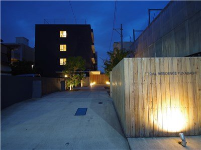 guesthouse sharehouse Social residence 후나바시 building13