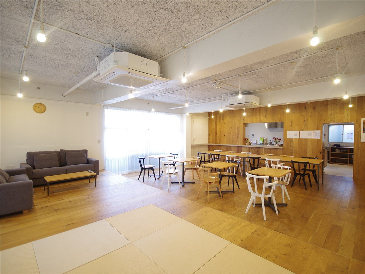 guesthouse sharehouse Social residence 후나바시 room210