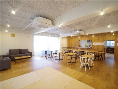guesthouse sharehouse Social residence 후나바시 building1