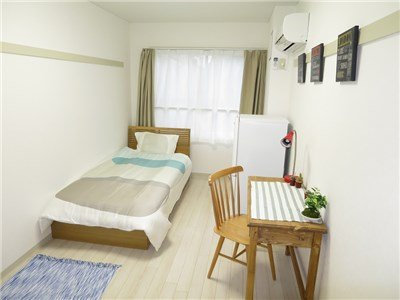guesthouse sharehouse Social residence  미나미나가레야마 room102