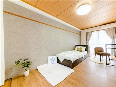 guesthouse sharehouse SOCIAL RESIDENCE HAIJIMA room421