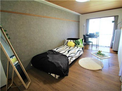 guesthouse sharehouse SOCIAL RESIDENCE HAIJIMA room411