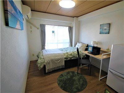 guesthouse sharehouse SOCIAL RESIDENCE HAIJIMA room337