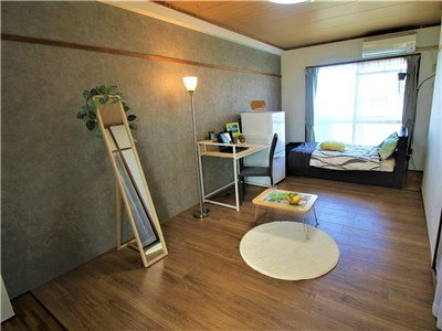 guesthouse sharehouse SOCIAL RESIDENCE HAIJIMA room323