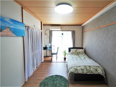 guesthouse sharehouse SOCIAL RESIDENCE HAIJIMA room320