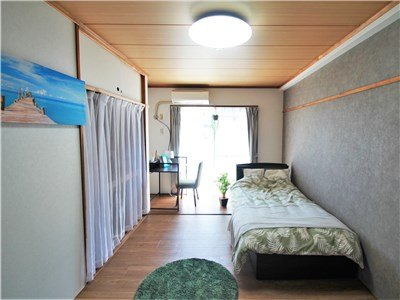 guesthouse sharehouse SOCIAL RESIDENCE HAIJIMA room222