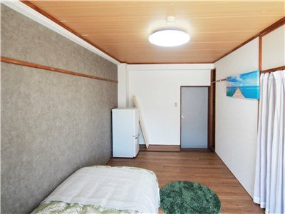 guesthouse sharehouse SOCIAL RESIDENCE HAIJIMA room215