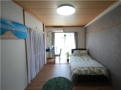 guesthouse sharehouse SOCIAL RESIDENCE HAIJIMA room214