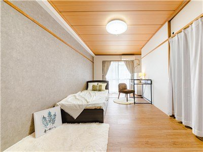 guesthouse sharehouse SOCIAL RESIDENCE HAIJIMA room211