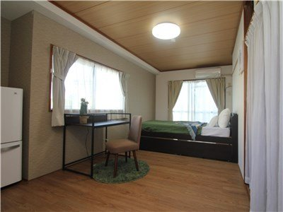 guesthouse sharehouse SOCIAL RESIDENCE HAIJIMA room201