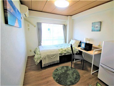 guesthouse sharehouse Social residence 하이지마 room508