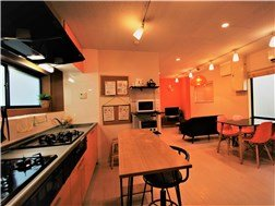 guesthouse sharehouse 사쿠라 테라스 타케노츠카 building15