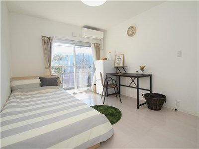guesthouse sharehouse Social美宅 吉祥寺 roomB202