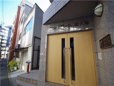 guesthouse sharehouse スカイコート新大塚 building1