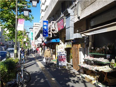 guesthouse sharehouse スカイコート新大塚 building22