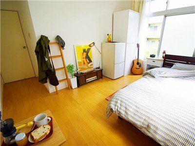 guesthouse sharehouse オークハウス読売ランド room101