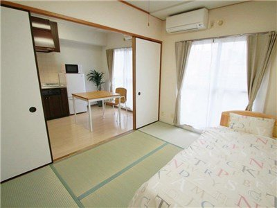 guesthouse sharehouse OAK APARTMENT TODA room101