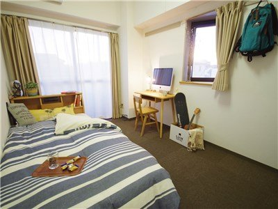 guesthouse sharehouse Social residence  하나코가네이 room301