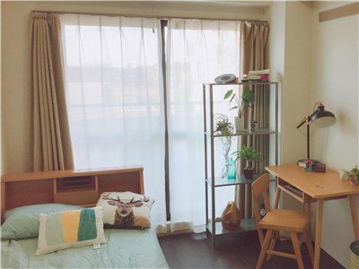 guesthouse sharehouse Social residence  하나코가네이 room323