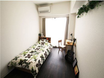 guesthouse sharehouse Social residence  하나코가네이 room403