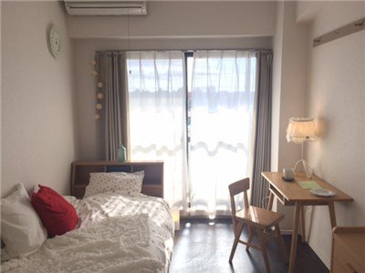 guesthouse sharehouse Social residence  하나코가네이 room502