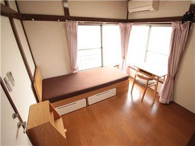 guesthouse sharehouse MIROLETTA HIYOSHI room205