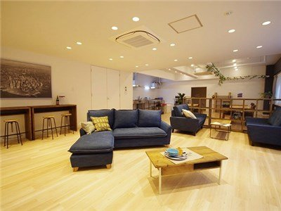 guesthouse sharehouse SOCIAL RESIDENCE URAWA building1