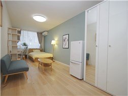 guesthouse sharehouse SOCIAL RESIDENCE URAWA building3