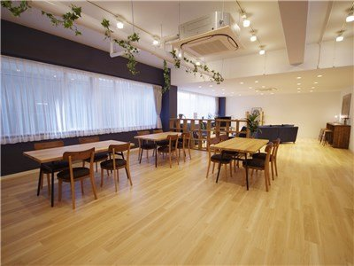 guesthouse sharehouse SOCIAL RESIDENCE URAWA building5