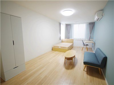 guesthouse sharehouse SOCIAL RESIDENCE URAWA room201
