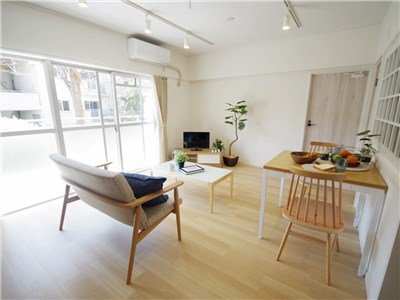 guesthouse sharehouse GARDEN TOWN 戶塚 building4