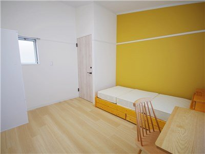 guesthouse sharehouse 가든 테라스 카모이 room114