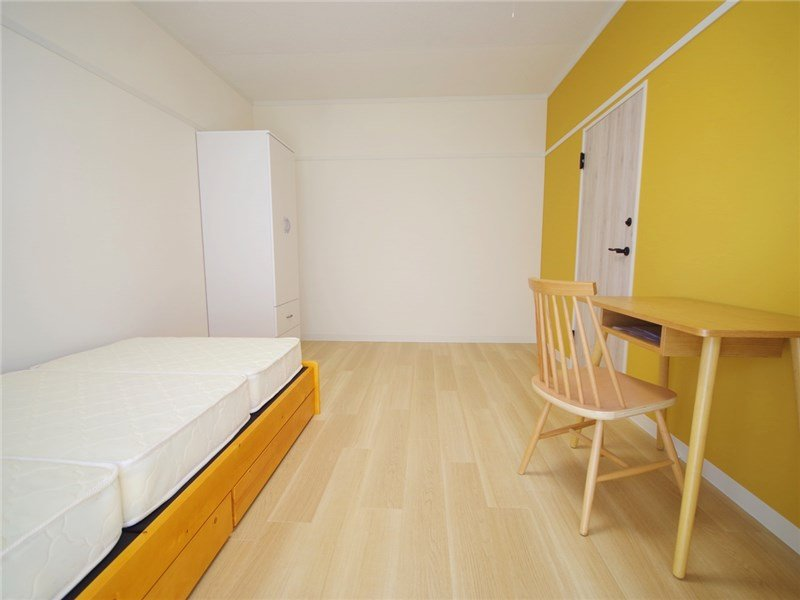 guesthouse sharehouse ガーデンテラス鴨居 room212