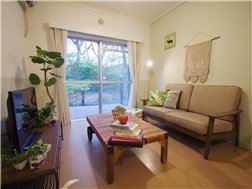 guesthouse sharehouse GARDEN TERRACE TAKANODAI building1
