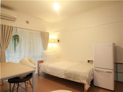 guesthouse sharehouse GARDEN TERRACE TAKANODAI room2-D