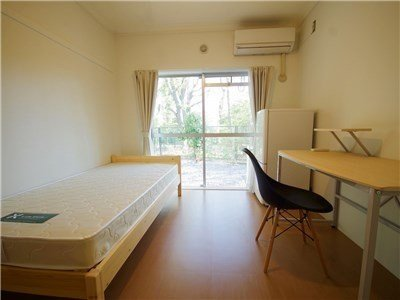 guesthouse sharehouse GARDEN TERRACE TAKANODAI room4-D