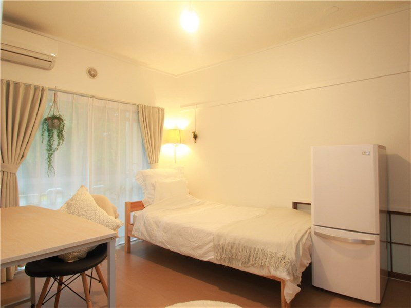 guesthouse sharehouse Garden 陽台 鷹之台 room7-A